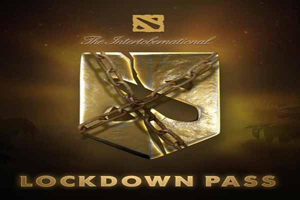 Dota 2 Lockdown Pass